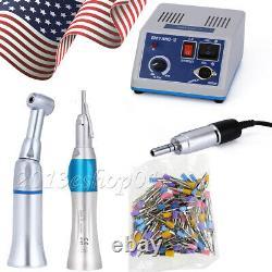 Dental Marathon Lab Micromoteur Électrique 35k RPM / Coupes De Polissage À Main Basse