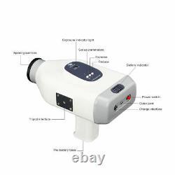 Dental Portable X Ray Mobile Imagerie De Film Système De Machine Numérique Capteur Mobile