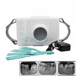 Dental X Ray Portable Mobile Film D'imagerie Numérique Machine À Faible Dose Système Blx-10