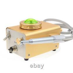 Dents Dentaires De Flux D'air Nettoyant Le Sandblasting Sandblaster Machine 4 Trous