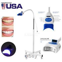 Dents Dentaires Mobiles Blanchiment De Lampe Led Accélérateur De Blanchiment De Lumière 36w