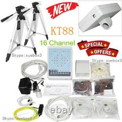 Digital Portable Eeg Machine, Mapping System 16-channel Eeg, Kt88+2 Trépieds, Nouveau