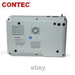 Ecg300g Portable 3 Channel 12 Leads Ecg /ekg Machine Pc Analysis Software Ce&fda