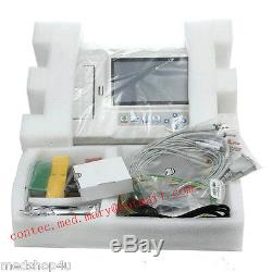 Ecg600g Numérique 6 Canaux Électrocardiographe Ecg Ecg Machine Moniteur + Logiciel