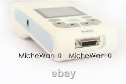 Ecg90a Touch One Channel Ecg Machine 12 Plomb Ecg Avec Logiciel Pc, Nouveau