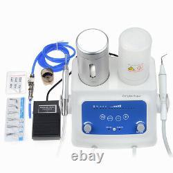 Échelle À Ultrasons Dentaires Complexes Et Machine De Nettoyage Parodontale À Sablage