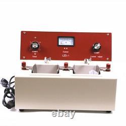 Electro Polisher Dental Lab Machine De Polissage Électrolytique Avec Deux Bains D'eau
