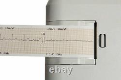 Électrocardiographe Ecg Numérique Portable 12-lead Ekg À Un Canal Nouveauté