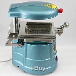 Équipement De Laboratoire Dentaire De Moulage Sous Vide De Chaleur Machine De Moulage Matériel Ancien Ce