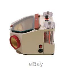 Équipement De Laboratoire Dentaire Twin-pen Sableuse Électrique Sable Exploseur