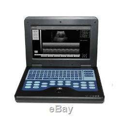 Fda, Ce Contec Echographe Portable Machine Portable, 7.5mhz Sonde Linéaire, Nouveau