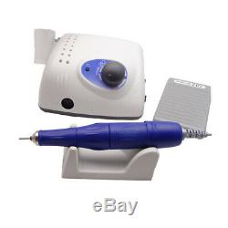 Forte 210 + 105l Dentaire Micro Moteur Drill Machine Électrique Fichiers Bits 2.35mm