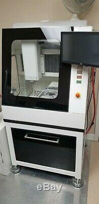 Grande Occasion Yena Makina D43 Dental Lab Dentisterie Cad / Cam Fraisage MILL Machine