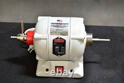 Handler 16b Dental Lab Polissage Polonais Lathe Buffer Machine New Inutilisé