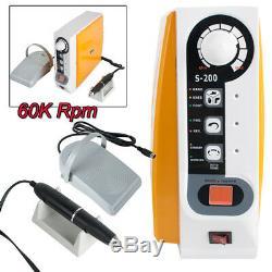 High Torque Dental Lab Brushless Micromoteur Machine De Polissage Avec Handpiece