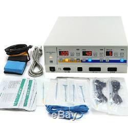 Installation D'électrochirurgie Machine Diathermie Chirurgie Électrocoagulation Vente Chirurgicale Lab