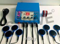 Interférentiel Physiothérapie Machine Ift Physiothérapie Unité Électrothérapie
