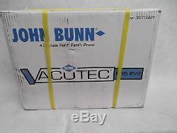 John Bunn Hd Accueil Médical Aspiration Pompe À Vide Machine Jb0112-016 Libérez Le Bateau Nib