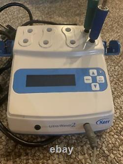 Kerr Ultra-waxer2 Machine D'unité D'équipement Dentaire Utilisé. Fonctionne Toujours