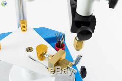 Lab Dentaire Stent Surveyor Fraiseuse De 5 Pins Avec Tooling