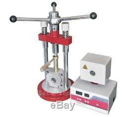 Laboratoire Dentaire Flexible Dentier Dentaire Injection Machine 110v 220 V