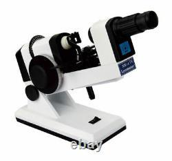 Lensmètre Manuel Njc-4 Focimeter Lensometer Optometry Optic Machine Ac/dc 110v