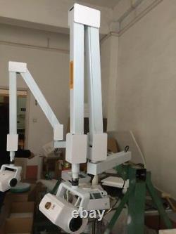 Machine À Rayons X Intraoral À Rayons X Dentaire Montée Sur Le Mur 60kpv Jyf-10b
