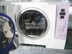 Machine Autoclave De Stérilisation De 16l Pour L'équipement Dentaire De Laboratoire