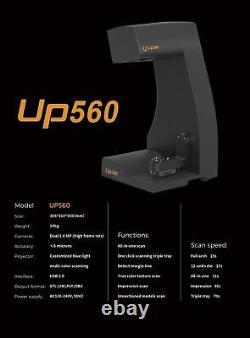 Machine De Fraisage 5 Axes + Scanner Dentaire 3d (gratuit) Régulier 33 380 $ 8 880 $ De Moins