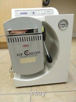 Machine Dentaire De Coulée D'induction De Juif