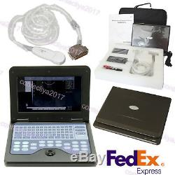 Machine Echographe Numérique Portable Système De Diagnostic De Sonde D'écho Cardiaque