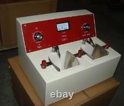 Machine Électrolytique De Polissage D'équipement Dentaire Avec Deux Bains D'eau