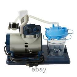 Medline Portable Vac Assist Aspiration Aspirateur Heavy Duty Machine Medical Dental