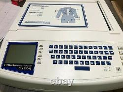Mortiera Instrument Eli 250rx Portable Repos Ecg Ekg Machine