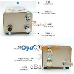 Nettoyage Dentaire Sablage Scaler Machine Lab Unité De Polissage Avec Polisseuse 4h