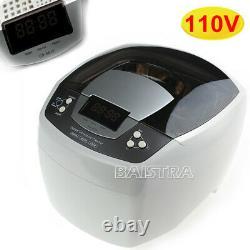 Nettoyeur À Ultrasons Dentaire Washing Machine Cd-4810 110v Led Cd-4810