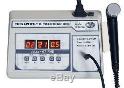 Nouvelle Machine De Thérapie Originale Échographie Par Ultrasons Soulagement De La Douleur Par Ultrasons 1mhz