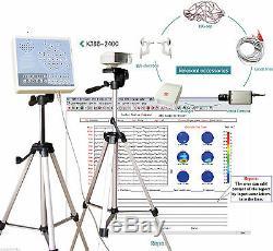 Numérique 24 Canaux Eeg Et Système De Cartographie Machine Kt88-2400, Logiciel Pc, Contec Eeg