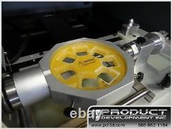 Pdi Dental Cad /cam Fixture System, Fonctionne Avec Toutes Les Machines Cnc 4axis