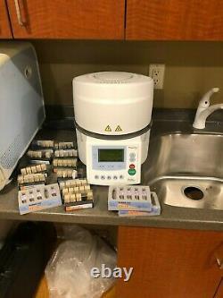 Planmeca E4d Milling Machine Avec Scanner Nevo Et Four + Tonnes D'extras