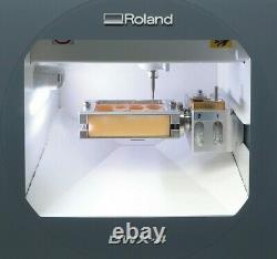 Roland Dwx-4 Machine De Fraisage Dentaire Compacte, Fabriquée Au Japon