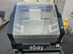 Roland Dwx-50n Machine De Fraisage Utilisé