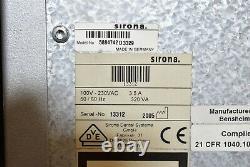 Sirona Inlab Dental Lab Cad/cam Dentistry Machine À Moudre