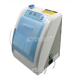 Système De Lubrification Automatique Dentaire Lubrifiant Nettoyage Récupérateur D'huileur