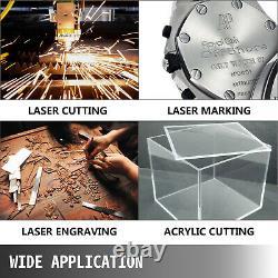 Tube Laser Co2 60w 1000mm Pour Gravure Laser Et Cutting Machine Co2 Laser Tube