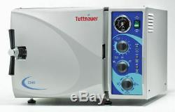 Tuttnauer Stérilisateur Autoclaves Machine Dentaire Tatouage 1 Ans De Garantie