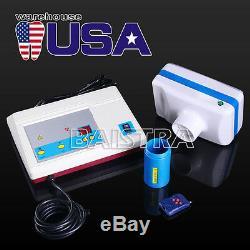 Us Stock 1x Unité Dentaire Portable Mobile Digital Equipment Machine À Rayons X Blx-5