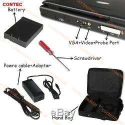 Us Vendeur Ce Numérique Echographe Ordinateur Portable Portable 3.5 Convex Probe