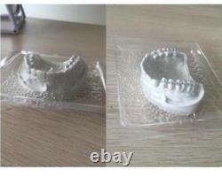 Vide Dentaire Formant La Machine De Moulage Ex Chaleur Thermoformage Équipement De Laboratoire
