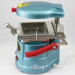 Vide Dentaire Formant La Machine De Moulage Ex Chaleur Thermoformage Équipement De Laboratoire Bs
